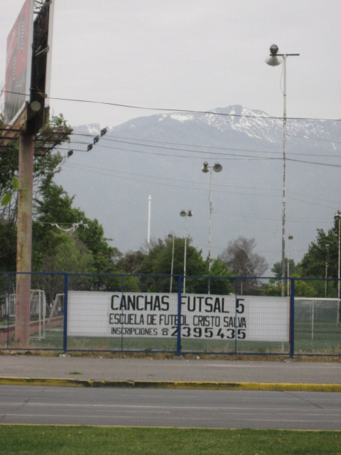 National Stadium Chile